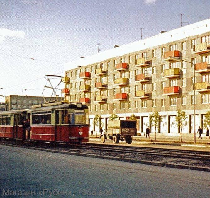 Экскурсия по городу «День трамвая»