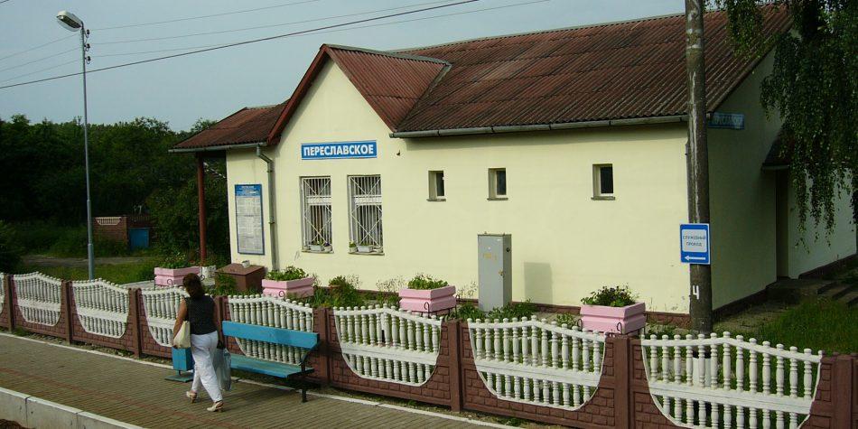 посёлок Переславское