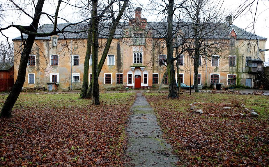 Музей «Замок Вальдау» (Waldau)