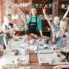 Детский базовый курс по гончарному искусству