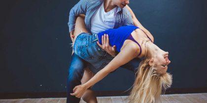 Научись танцевать хастл за неделю!