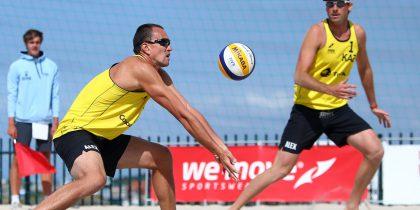 Балтийские пляжные игры | Волейбол
