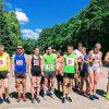 Чемпионат области по бегу