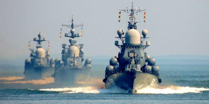 День Военно-Морского флота 2018 в Балтийске