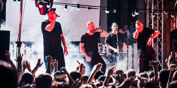Каста   Концерт в Калининграде