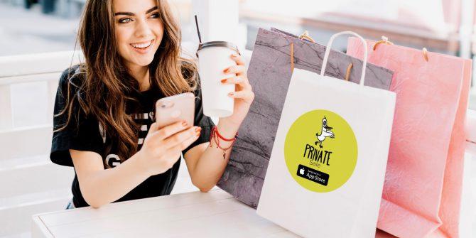 Модная распродажа PrivateSale