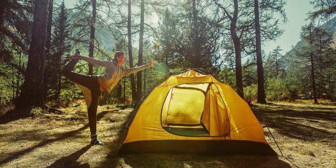 Палаточный лагерь YOGA|DANCE CAMP