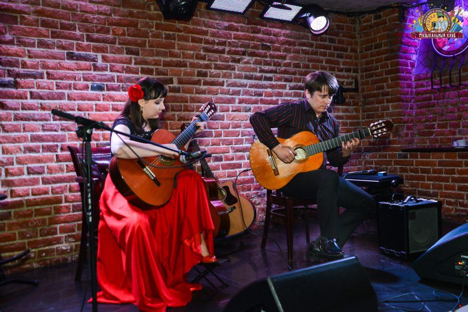 Дуэт Con Fuoco — «Многоликая гитара»