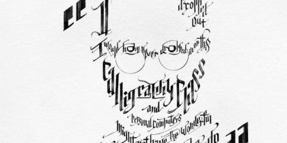 Школа каллиграфии Лоры Бровко