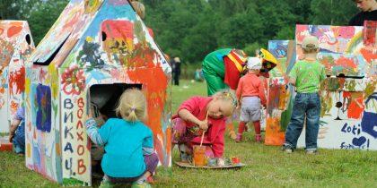 Создай свой город-сад / Детский воркшоп