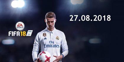 Турнир по FIFA18 «Кубок Улиц»