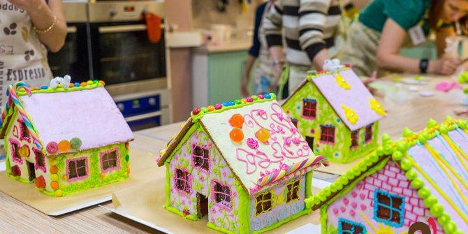 """Творческий мастер-класс """"Мой домик - моя родная улица"""""""