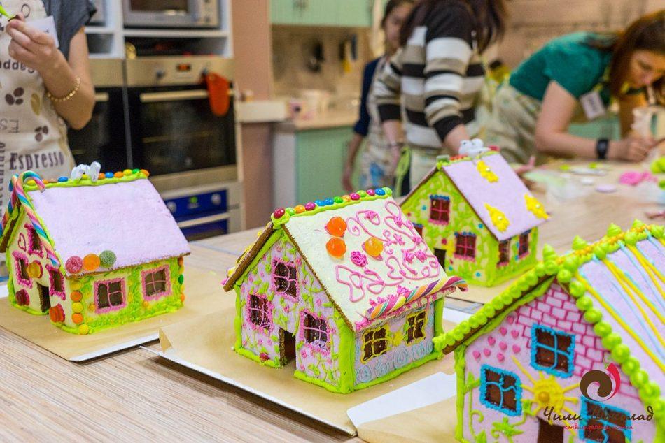 Творческий мастер-класс «Мой домик — моя родная улица»