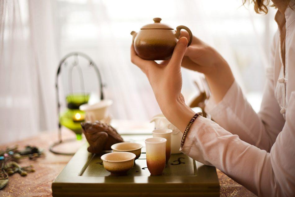 Чайная терапия для детей
