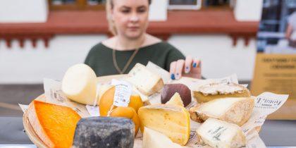 Фестиваль сыра в Немане