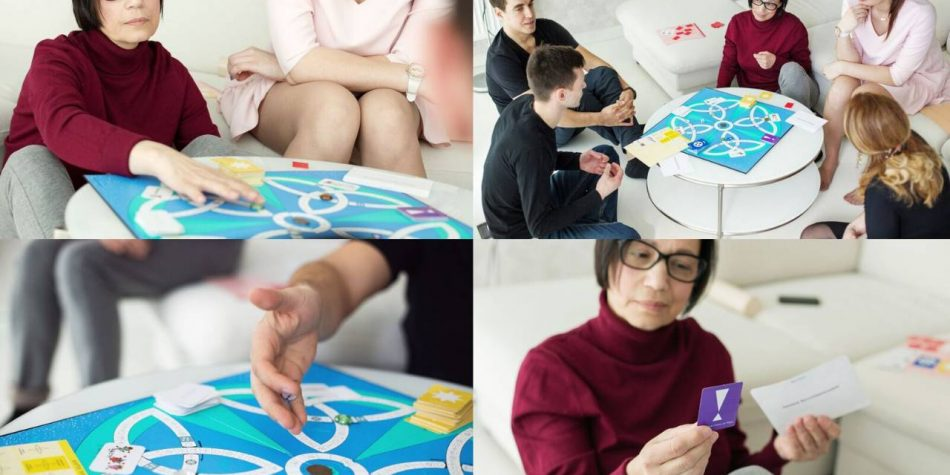 Трансформационная игра с Анной Гер