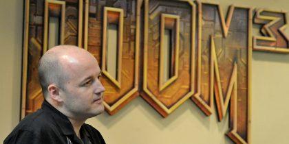 Встреча с главой студии id Software Тимом Уиллитсом