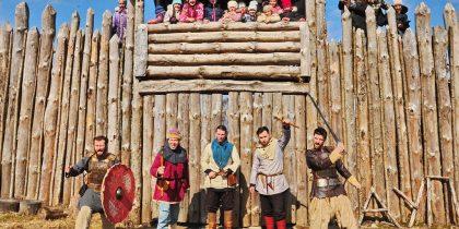 """Экскурсия """"Каникулы с викингами"""""""