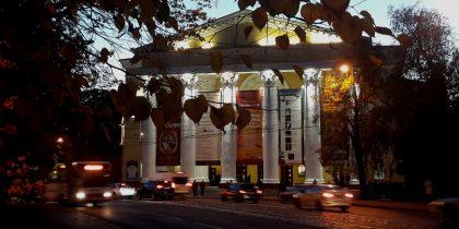 «Ночь искусств» в Драмтеатре