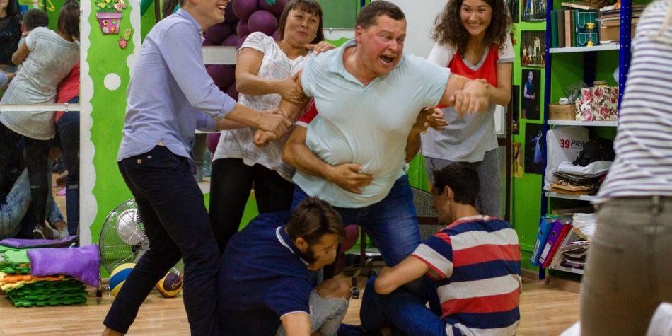 Мастер-класс «Актерская импровизация»