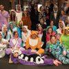 Пижамная вечеринка в Эволюции