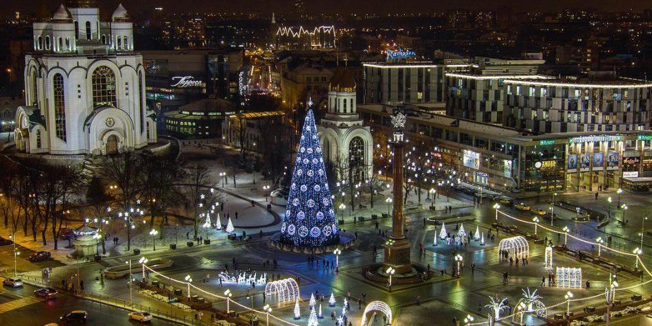 Новогодние каникулы 2019 в Калининграде