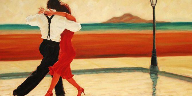 Вечеринка в ритме танго в «Чеховке»
