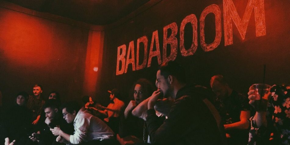 BadaBoom project