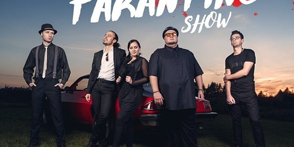 Quentin Tarantino show от  Frijazz band в казино Sobranie
