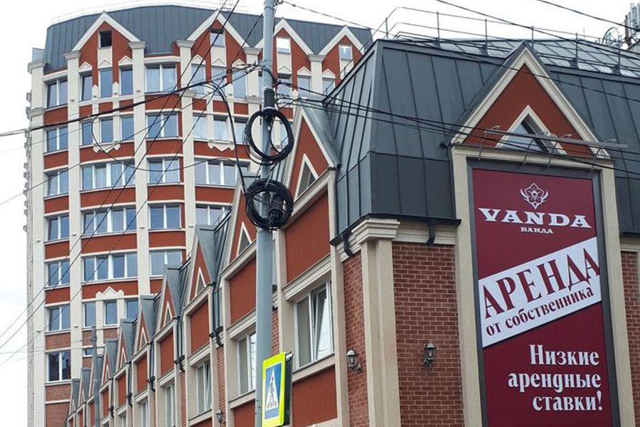 Торгово-офисный центр Ванда (Vanda)