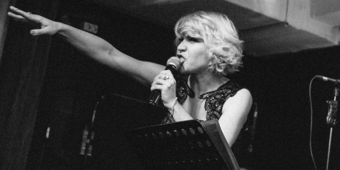 8 февраля Gala Kuvaeva & Frijazz band с программой Gatsby jazz