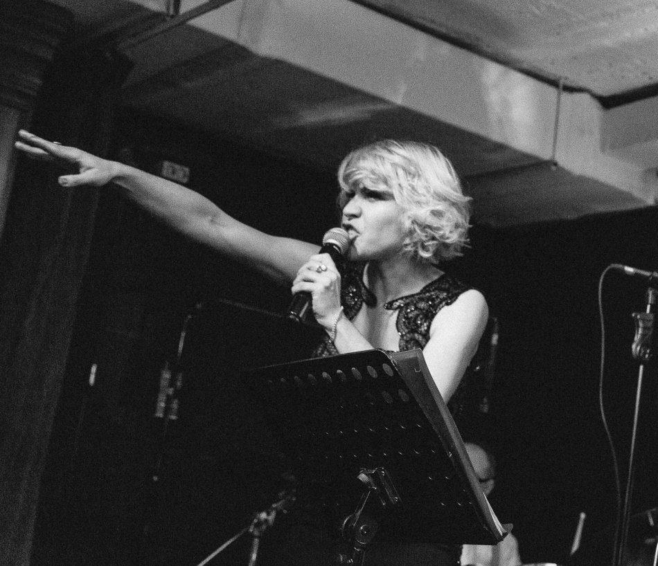 Gala Kuvaeva & Frijazz band с программой Gatsby jazz