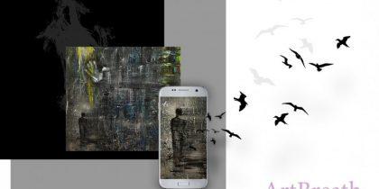Выставка картин Анастасии Калиновской «Дневник души»