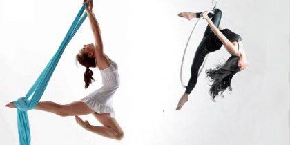 Арт-фестиваль танца на пилоне и воздушной гимнастики