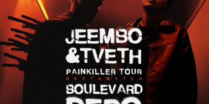 JEEMBO & TVETH. Концерт