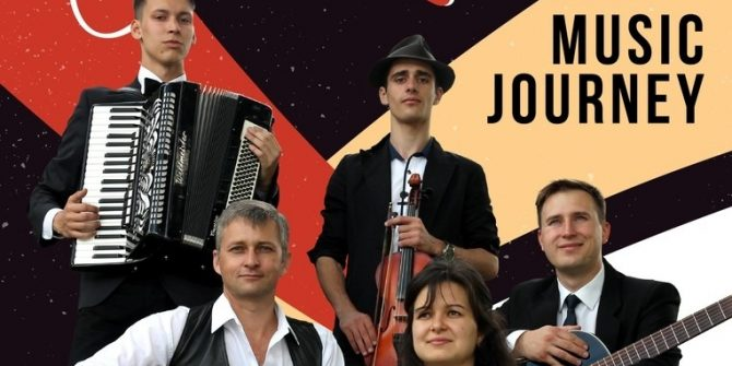 Nuages Jazz Quintet Music Journey