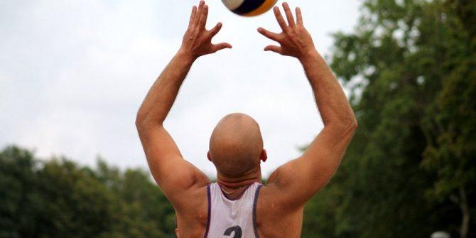 Чемпионат области по пляжному волейболу