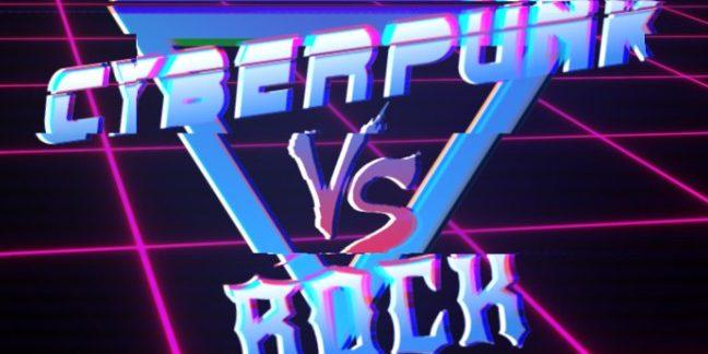 Концерт CyberPunk VS ROCK