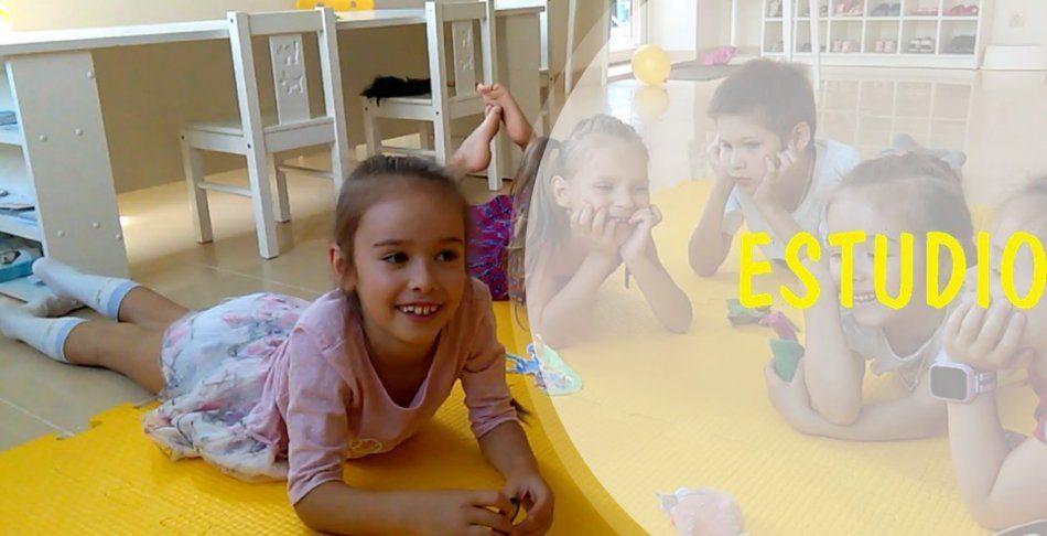 Наши дети говорят на испанском!