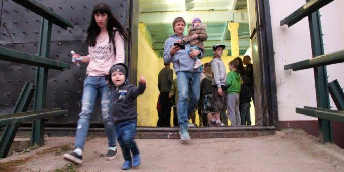 Музейная ночь в Калининградском зоопарке