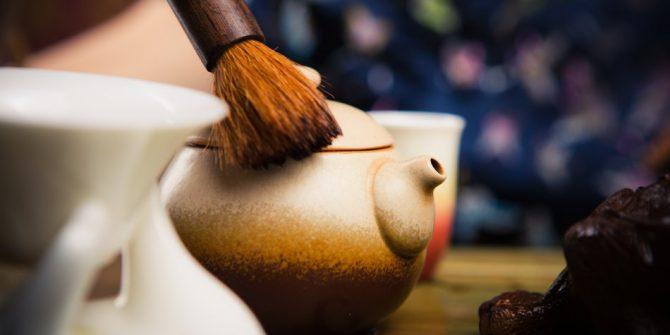 Вечер отдыха с Китайской чайной церемонией