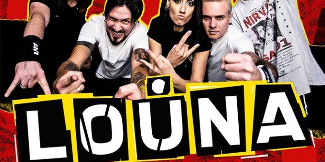 LOUNA | 10 лет группе