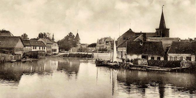 Путешествие в Прусскую Голландию