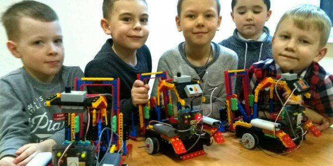 ДЕНЬ ОТКРЫТЫХ ДВЕРЕЙ в Роботрек