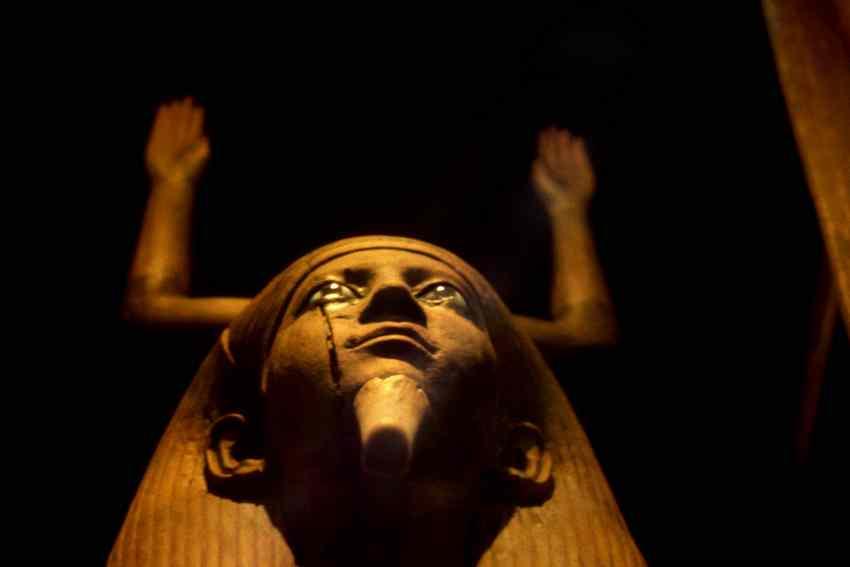 Древний Египет. Человек и его символы