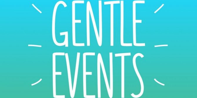 Gentle Events