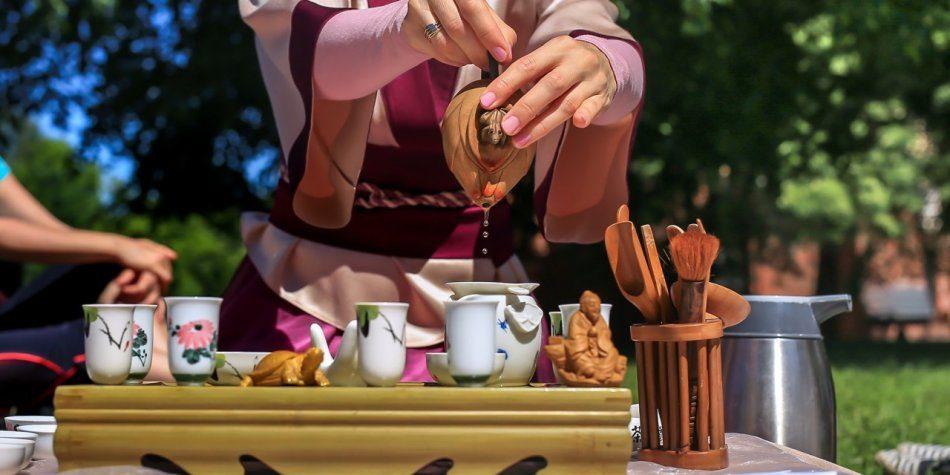 Интересные люди Калининграда: Людмила Шишкина | Чайные церемонии