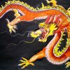 "Мастер-класс ""Китайский дракон"""