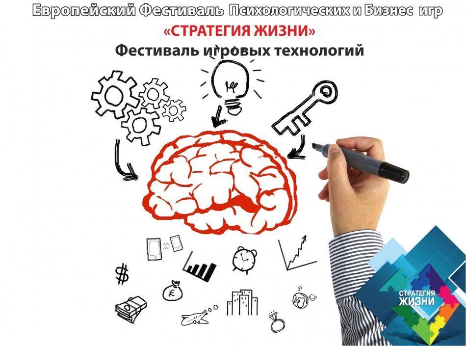 Пятый Фестиваль психологических игровых технологий «Стратегия Жизни»