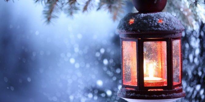Символика Рождества и Нового года
